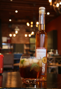 besamim and coke cocktail