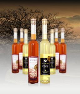 Sukkah Hill Spirits bottles