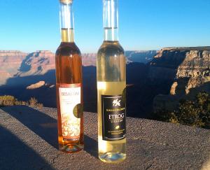 bottles in the wild