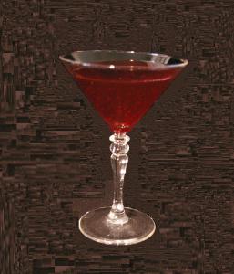 etrog pomegranate cocktail 3