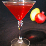 etrog pomegranate cocktail