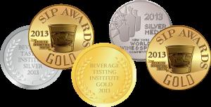 gold medal artisanal liqueur