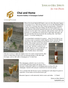 Chai and Home reviews Besamim-1